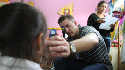 VOSH/INTERNATIONAL ANNOUNCES FIRST VOSH CORPS PLACEMENT IN NICARAGUA: Justin Manning, OD